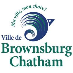 Le logo de la ville Brownsburg-Chatham