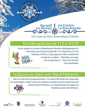 Mini - Programmation carnaval 2016