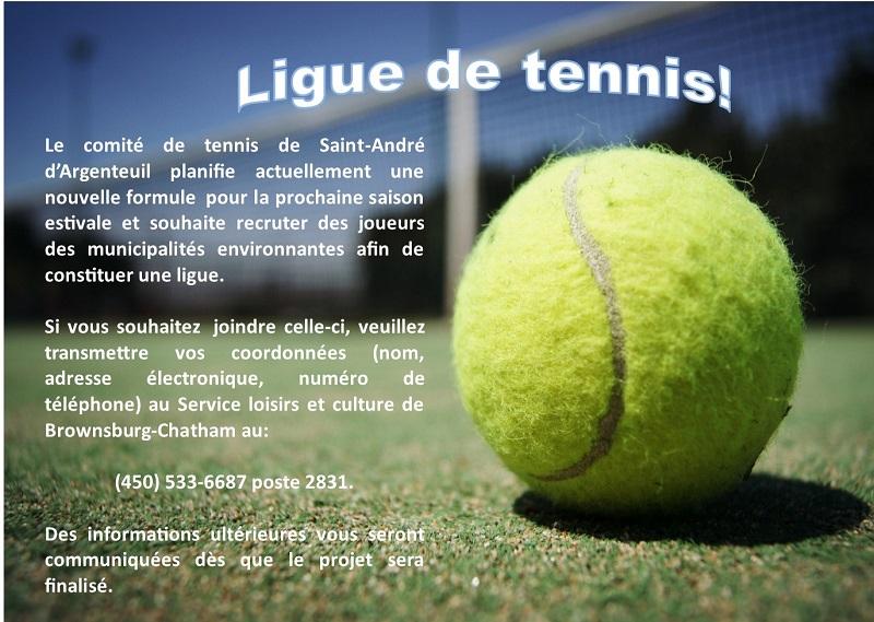 Ligue de tennis