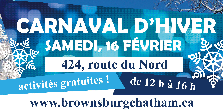 Carnaval Dhiver Ville De Brownsburg Chatham